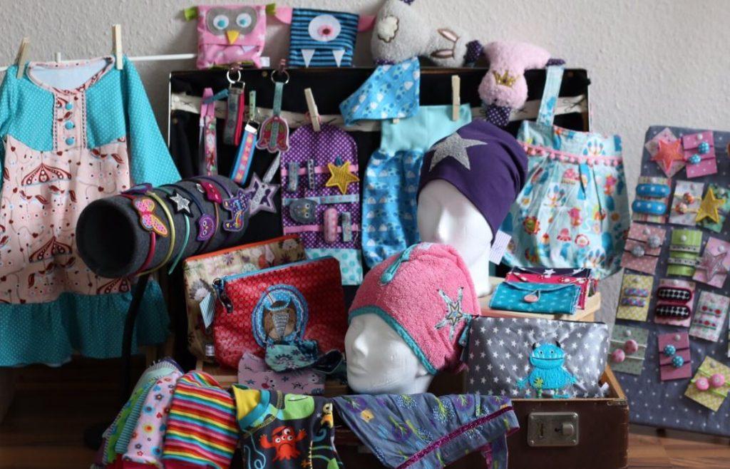 StoffArt made by Anja Mayer, lässt jedes Kinderherz höher schlagen!